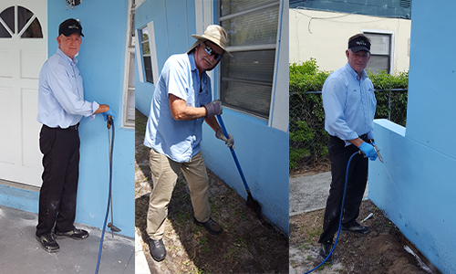 West Palm Beach Mosquito Insect Exterminator Action Termite Pest Control